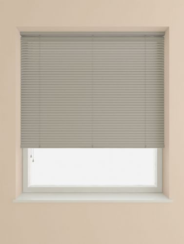 Speedy 25mm PVC Venetian Blind - Grey